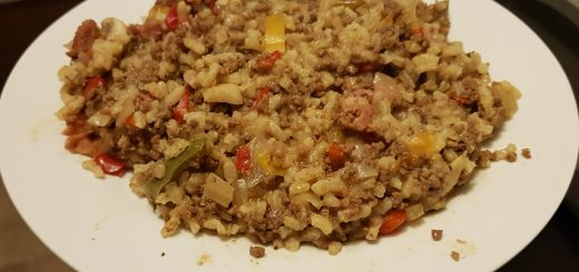 Syn Free Cajun Dirty Rice