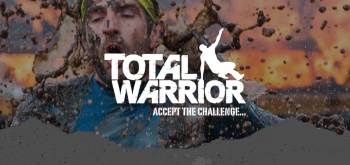 Total Warrior Banner