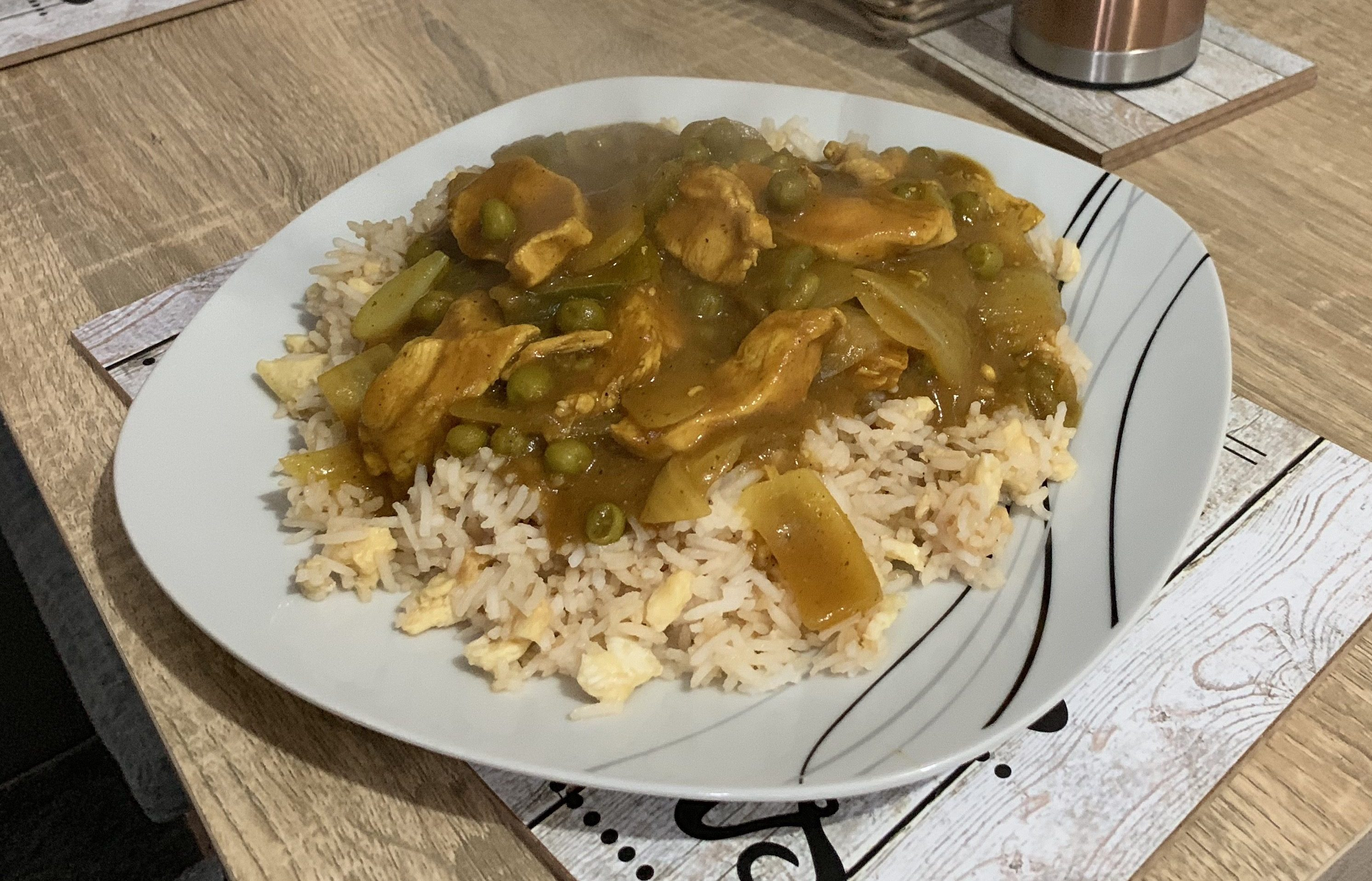 Syn Free Chinese Style Chicken Curry Fat Guy Diary